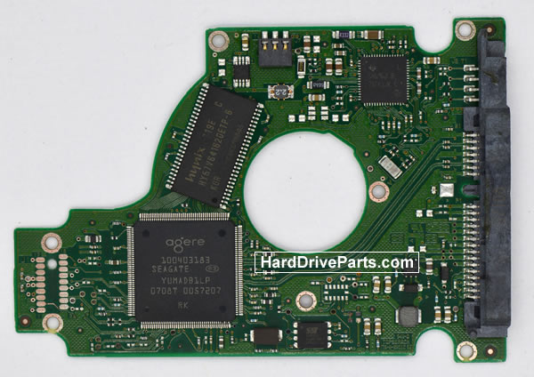 Seagate ST9100821AS Placa Controladora Disco Duro 100430580