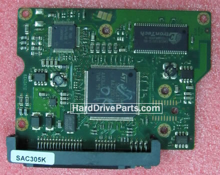 ST3250410AS Seagate Placa Controladora 100442000