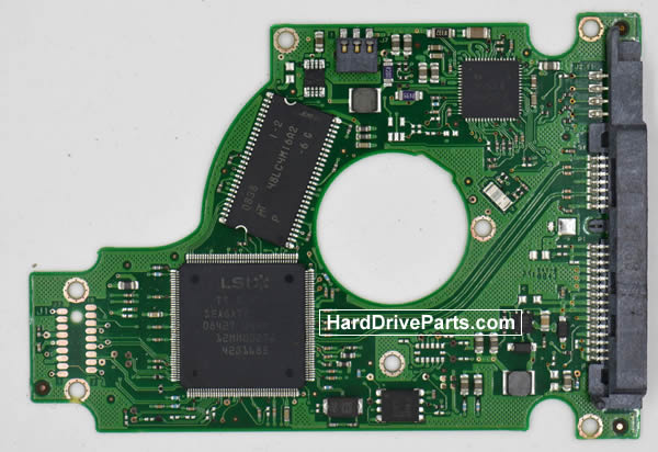 Seagate ST9250827AS Placa Controladora Disco Duro 100484444