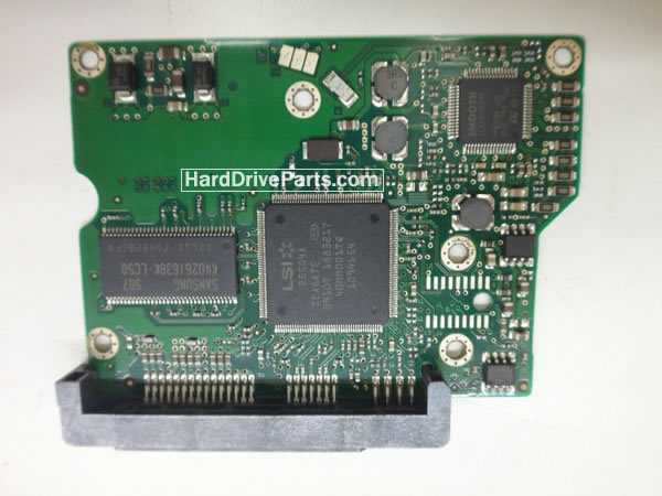 ST3320813AS Seagate Placa Controladora Disco Duro 100504364