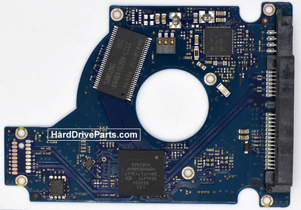 Seagate ST9250320AS Placa Controladora Disco Duro 100513491