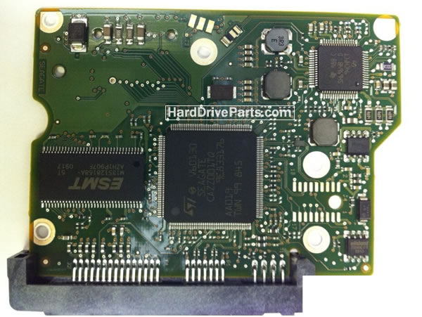 STM3320418AS Seagate Placa Controladora 100535704
