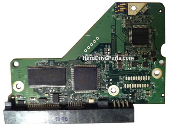 Controladora disco duro wd pcb 2060-771698-002