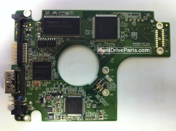 Controladora disco duro wd pcb 2060-771737-000