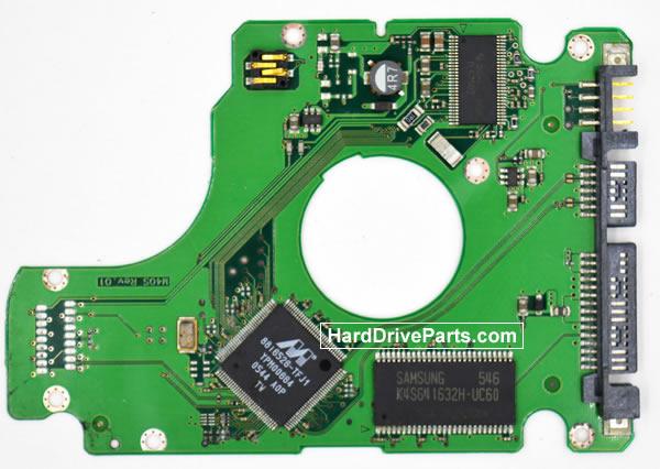 Samsung HM080JI PCB Disco Duro BF41-00098A