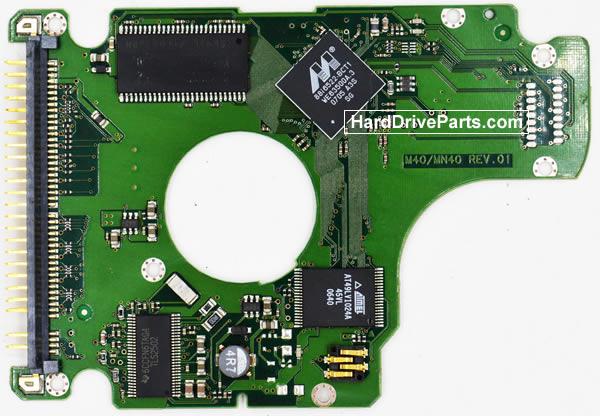 Samsung MP0804H PCB Disco Duro BF41-00101A