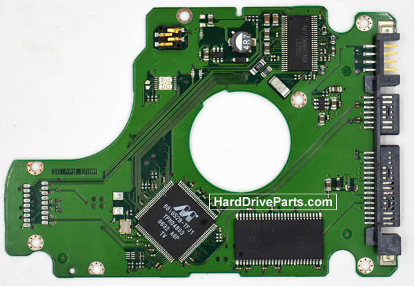 Samsung HM120JI PCB Disco Duro BF41-00105A