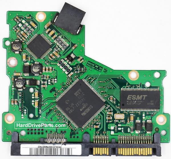 Samsung HD161HJ PCB Disco Duro BF41-00154A