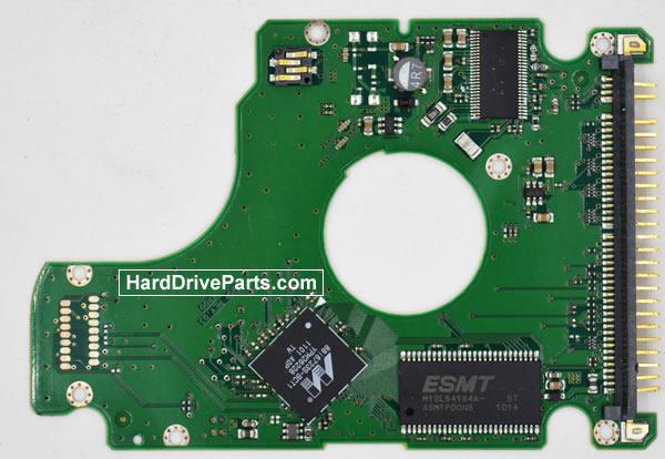 Samsung HM160HC PCB Disco Duro BF41-00170A