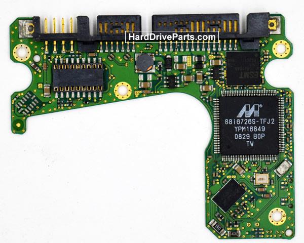 Samsung HM500LI PCB Disco Duro BF41-00200A