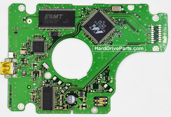 Samsung HM251JX PCB Disco Duro BF41-00235B