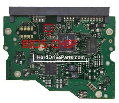 Controladora disco duro samsung pcb BF41-00362A