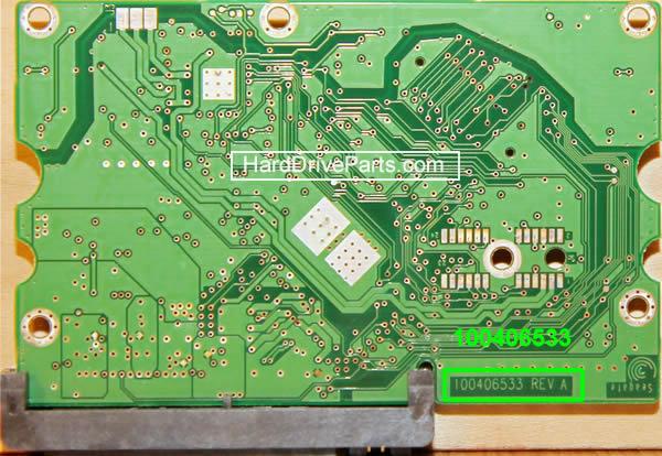 Cambiarplaca disco duroseagate barracuda 7200.10