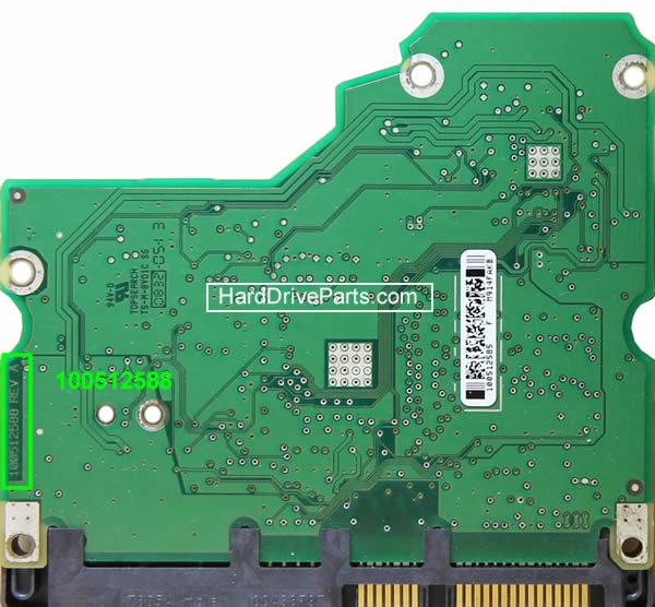 Cambiarplaca disco duroseagate barracuda 7200.11