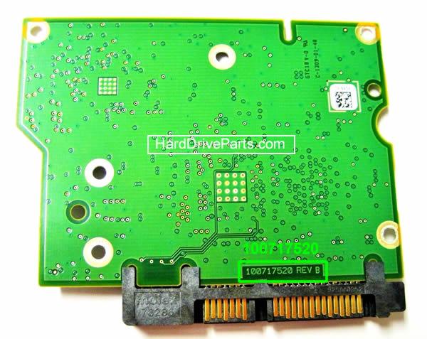 Cambiarplaca disco duroseagate barracuda 7200.12