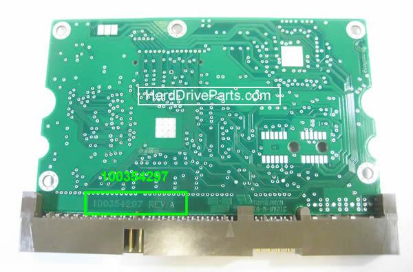 Cambiarplaca disco duroseagate barracuda 7200.8