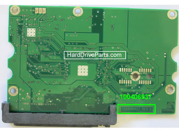 Cambiar placa disco duro seagate barracuda 7200.9